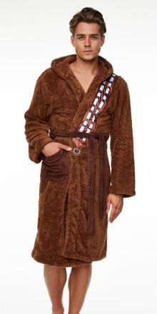 Chewbacca Morgonrock