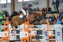 Lövsta Future Challenge Jumping U25 ryttare klara för Gothenburg Horse Show