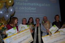 Nu är Sveriges bästa matematiklärare utsedda