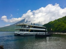 New Pier Embassy Villa Memorial Parks at Lake Chuzenji,Nikko Tochigi-Prefecture Japan,  open on June 1