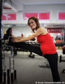 Korte treningsøkter med høy intensitet best for et langt liv