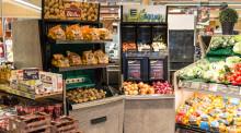 Unik potatisautomat öppnar dörren till Tyskland