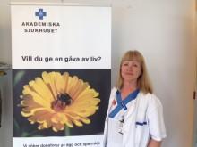 Reproduktionscentrum värvar donatorer i Gränby Centrum