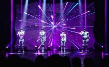 Världsberömda a cappella-gruppen FORK kommer till Vasateatern i Stockholm 13 september!