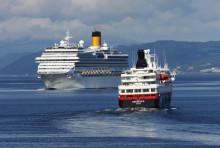 Cruisenæringen må justere kursen
