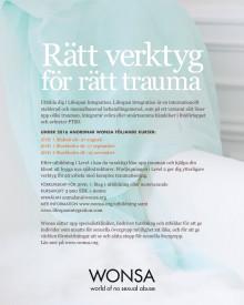 Rätt verktyg för rätt trauma