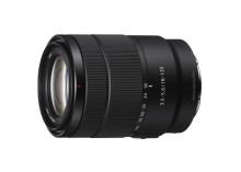 Sony espande la gamma di ottiche E-Mount con l'obiettivo zoom APS-C F3,5-5,6 18-135 mm di alta qualità