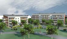 Försäljningen igång av HSBs tredje etapp på Ljurafältet i Norrköping