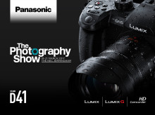 Panasonic to exhibit at The Photography Show