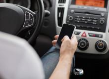Slik bruker du mobilen lovlig i påsketrafikken