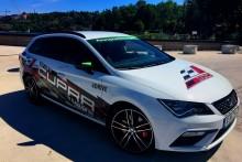 Europcar firar STCC framgångar!