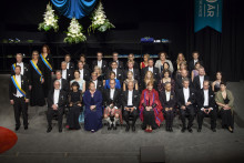 H.M. Konung Carl XVI Gustaf besöker Årshögtiden