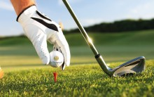 Golfkonkurranse mellom Strømsgodset og Hopplandslaget