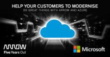 Arrow Electronics lanserar Data Center Modernization Cloud Initiative