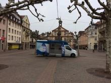Beratungsmobil der Unabhängigen Patientenberatung kommt am 13. Mai nach Rastatt.