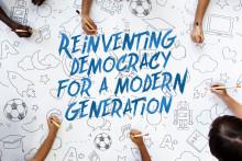 Anrika familjestiftelser går ihop för att förnya demokratin