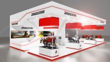 Premiär för fyra nya Bridgestone-däck på Intermot 2018