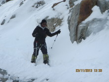 Sibusiso Vilane and Saray Khumalo to set Mount Everest records for Charity