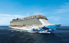 ​Norwegian Cruise Line unveils select autumn and winter 2017/18 itineraries