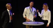 Athene Group stakk av med prisen for årets catch
