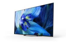 Sony kondigt beschikbaarheid BRAVIA AG8 OLED-serie aan