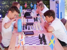 ​Scandinavian teams with top results in Yes2Chess