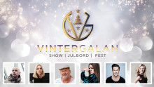 Vintergalan med Petter, Petra Marklund, Plura, Ace Wilder, David Lindgren och Elisa på Friends Arena