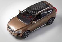 Framtidens bilar byggs av trä