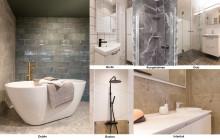 Nya badrumsmiljöer hos Fredells Byggvaruhus