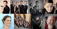 Pernilla August, Paul Lewis, Doric String Quartet, Brett Dean med flera till Malmö Chamber Music