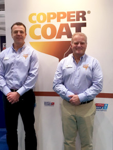 Coppercoat: Coppercoat Celebrates 25 Years at London Boat Show