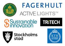 Klimatsmart och styrd belysning i Stockholm - Djurgården och Bromma