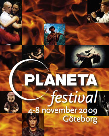 Planetafestivalen 4-8/11 2009