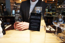 För andra året i rad tar Clarion Hotel Amaranten upp kampen för rent vatten för alla!