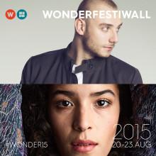 Tre nye navne til Wonderfestiwall og mange flere på vej!