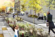 450 nya bostäder i småhus och mindre flerbostadshus när Skälby i Järfälla byggs ut