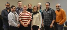 Uppskattade samtal vid mentorträff i Linköping