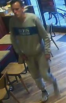 CCTV released following theft of charity box in Portsmouth