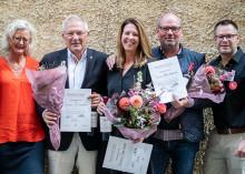 Gustibus Wine & Spirit Academy är årets vinnare av Roodeberg Vision!
