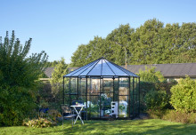 Våren står för dörren. Växthuset Bruka Atrium lanseras med ny monteringsvideo
