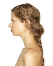 VALENTINO SS2017 - Hair by Guido, Redken Global Creative Director