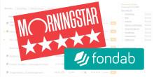 Fondab implementerar Morningstars fondinformation och betyg på hela sin plattform