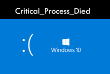 "8 Lösungen zum Problem ""Critical_Process_Died"" in Windows 10"