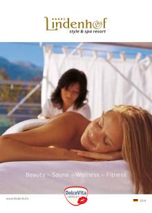 Beauty/Sauna/Wellness/Fitness DolceVita Hotel Lindenhof****S