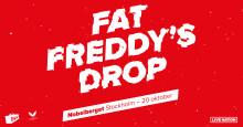 ÄLSKADE LIVEBANDET FAT FREDDY'S DROP TILL NOBELBERGET!
