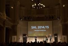 Hockeyupptakt på Norra Latin