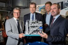 Bayern gründet Wasserstoffzentrum