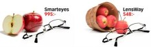 Äppelkriget: LensWay vs. Smarteyes!