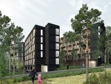 Wästbygg säljer bostadsprojekt till HEBA