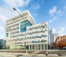 Skanska säljer kontorsfastighet i Malmö för 580 miljoner kronor